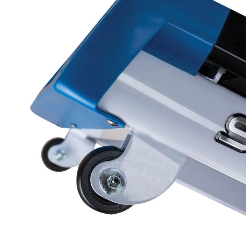 Profesjonalny Poziomy rower treningowy inSPORTline Gemini R200