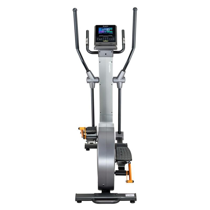 Ławka ze stojakiem do ćwiczeń inSPORTline LKM715
