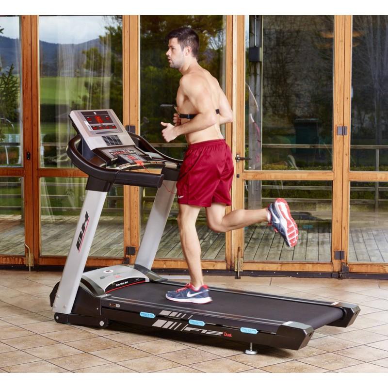 BH Fitness TFR Ergo Dual H650 rower poziomy