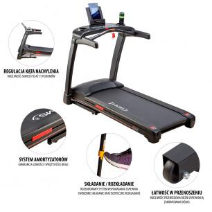 """Romet Rower górski Jolene 26"""" 1 biało-niebieski 19 L"""