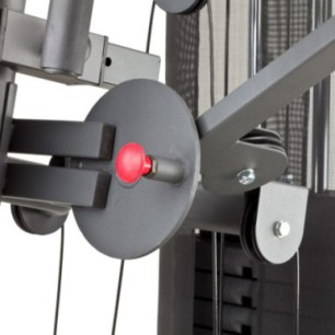 Talerz czarny obciążenie HMS TCZ20 20kg