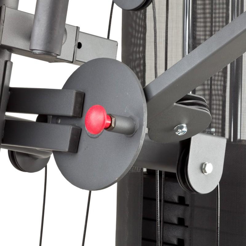 Talerz czarny obciążenie HMS TC 20kg