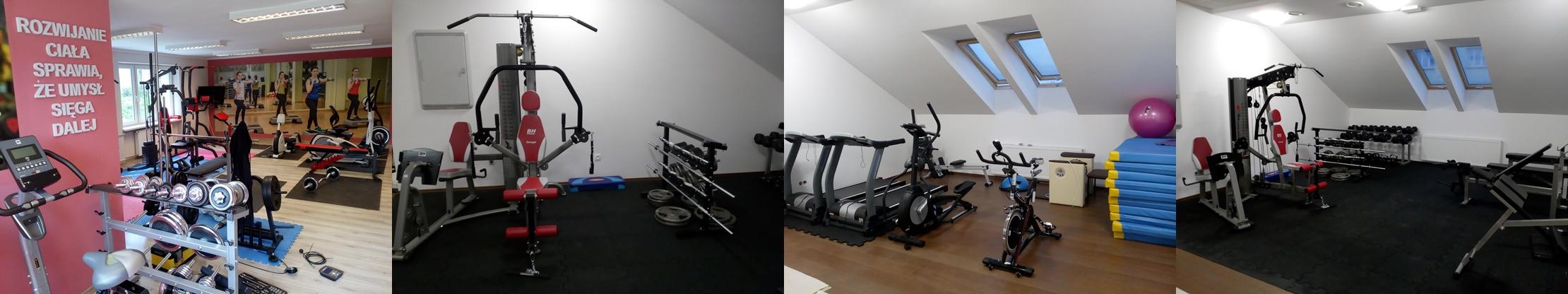 realizacja siłowni